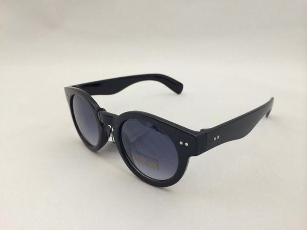Round Black Sunnies