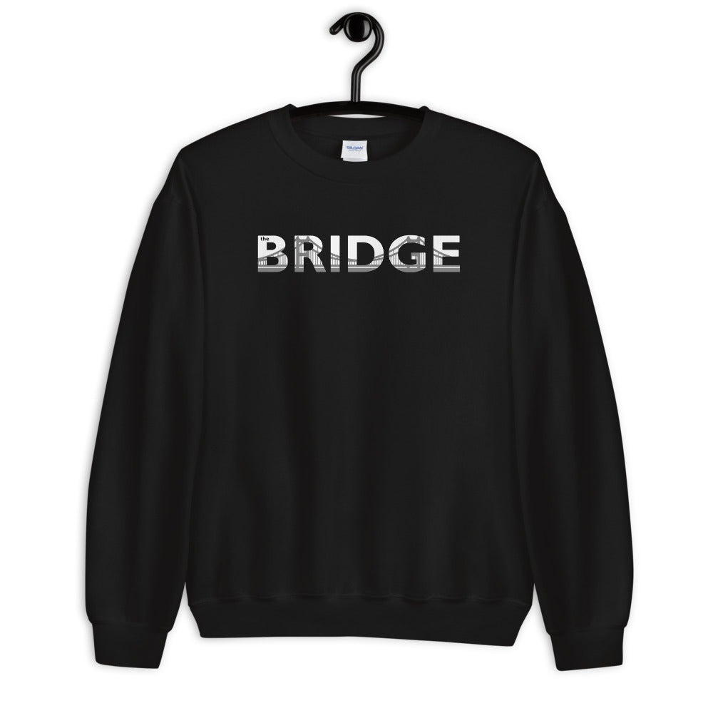 Unisex Sweatshirt (Black)