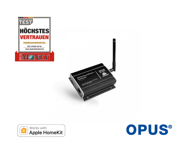 OPUS Smart Home Gateway