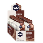 GU Box Energy Gel, Chocolate Outrage