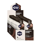 GU Box Energy Gel, Espresso Love