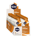 GU Box Energy Gel, Salted Caramel