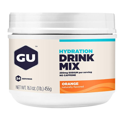 GU Hydration Drink Mix | Canister, Orange