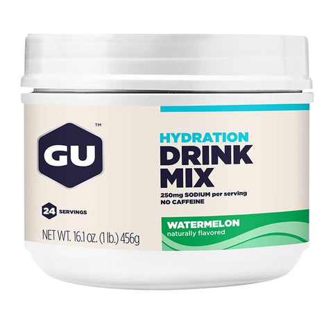 GU Hydration Drink Mix | Canister, Watermelon