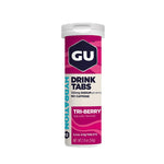 GU Hydration Drink Tabs, Tri-Berry