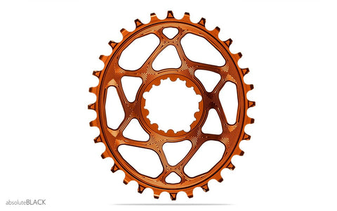 Oval Sram Direct Mount BOOST148 - ORANGE (3mm offset) | 32T