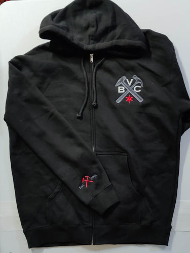 BVC X-Factor Embroidered Hoodie