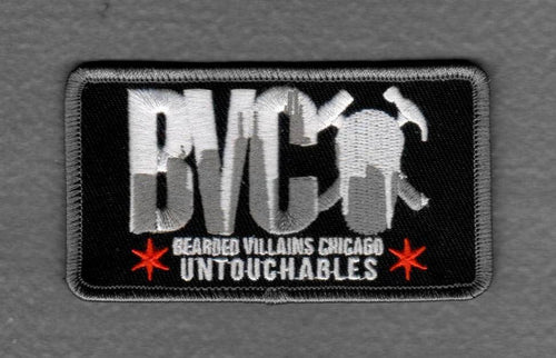 BVC Skyline Patch