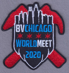 BVC World Meet 2020 Patch - EXCLUSIVE ANGEL DONOR