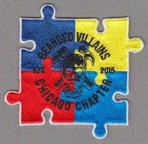 BVC Autism Awareness Patch