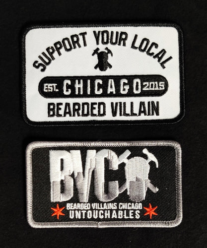 BVC Supporter Patch Combo