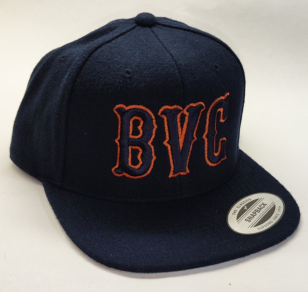 Wool Blend Snapback - Bear Down
