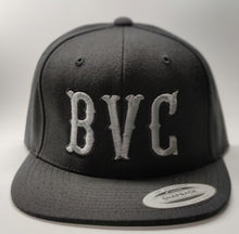 Load image into Gallery viewer, BVC 3D Puff Snapback