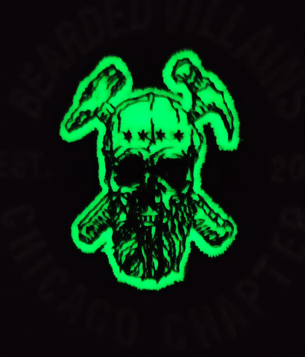 Glow in the Dark BVC Seal 2.0 Snapback
