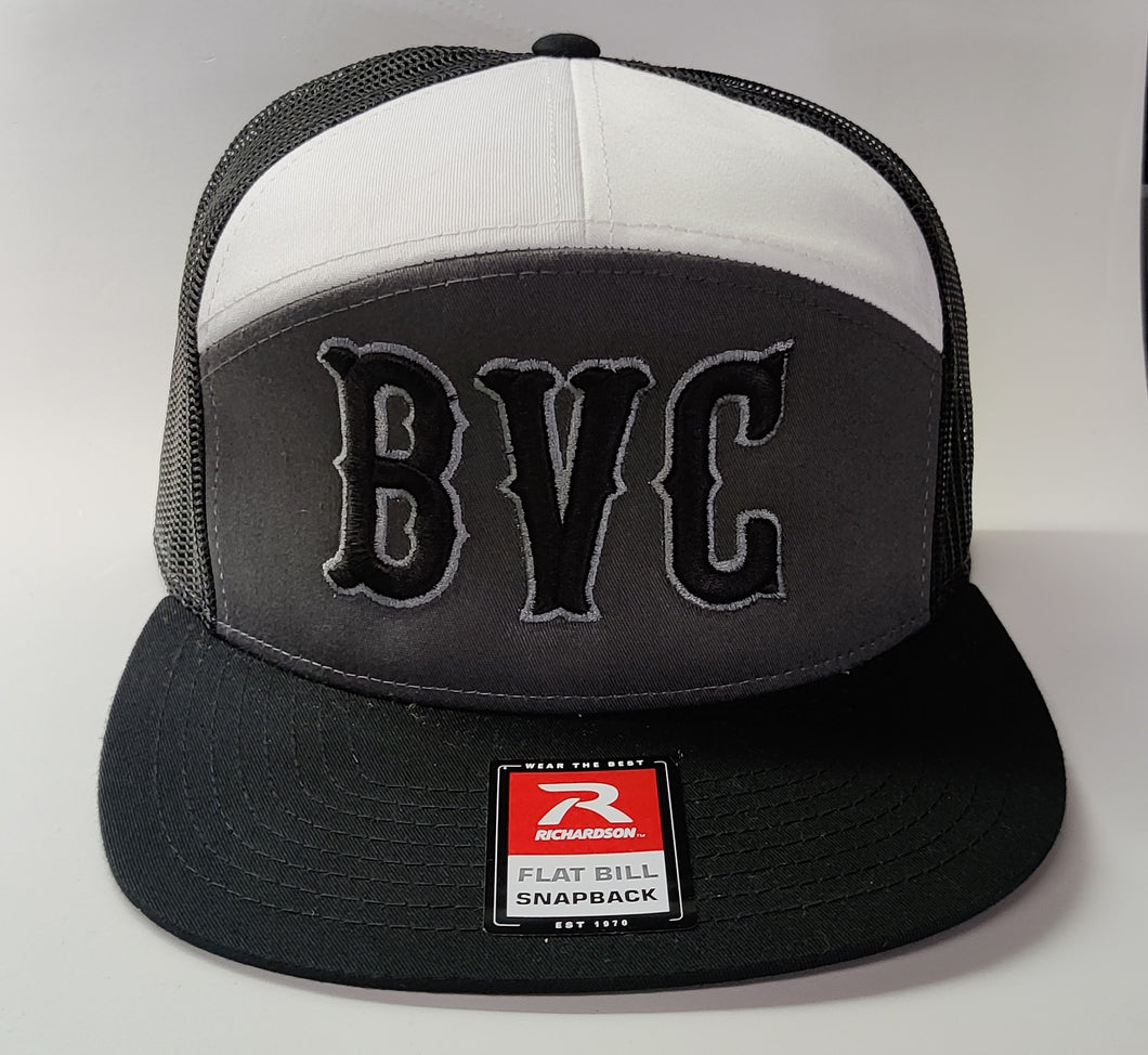 BVC - Seven-Panel Trucker Cap
