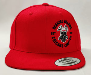 "BVC Seal 2.0 Snapback ""The Woj"" Limited"