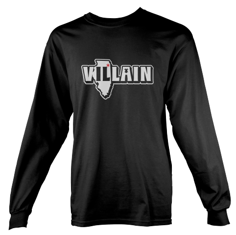 Villain - Long Sleeve
