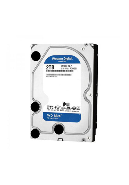 Western Digital 2TB Blue Internal HDD - Hotshiftpc