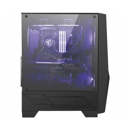 MSI MAG FORGE 100M (Black) Cabinet