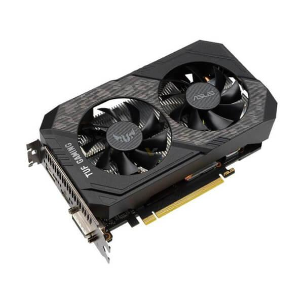 Asus GTX 1650 Super TUF Gaming OC 4GB