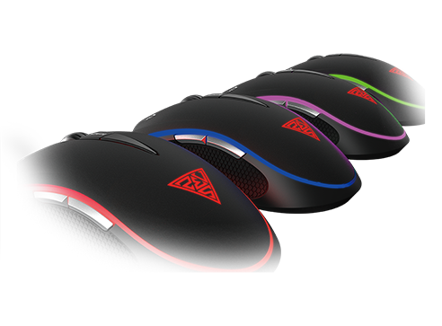 ZEUS E2 AND NYX E1 DUAL MULTI COLOUR GAMING MOUSE AND MOUSE PAD