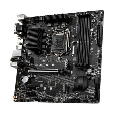 MSI B460M PRO-VDH WIFI Intel Motherboard