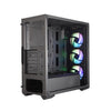 COOLER MASTER MasterBox MB511 ARGB Mid Tower Cabinet
