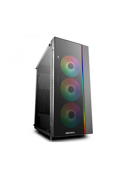 Deepcool Matrexx 55 Addressable RGB 3F (Black) - Hotshiftpc