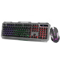 ZEBRONICS Transformer Gaming Multimedia USB Keyboard & USB Mouse Combo