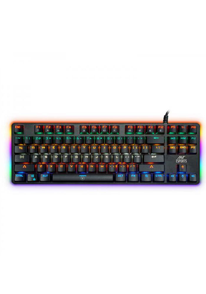 Ant Esports MK1000 Mechanical RGB Gaming Keyboard