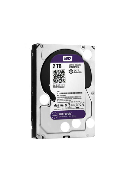 Western Digital 2TB Purple - Hotshiftpc