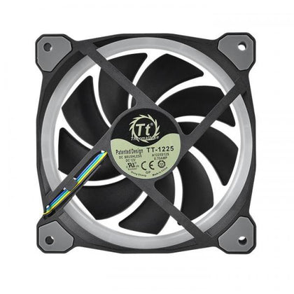 Thermaltake RIING PLUS 12 RGB Triple Fans Pack With Controller
