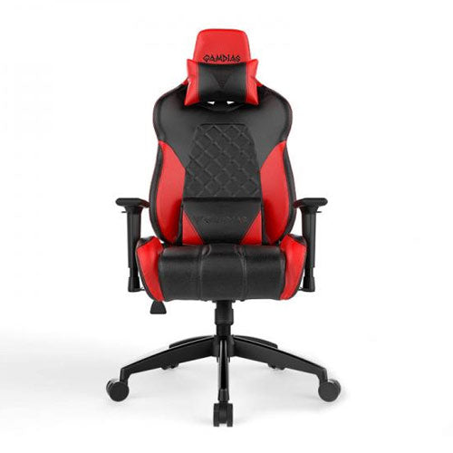 Gamdias Achilles E1 L RGB Black/Red Gaming Chair