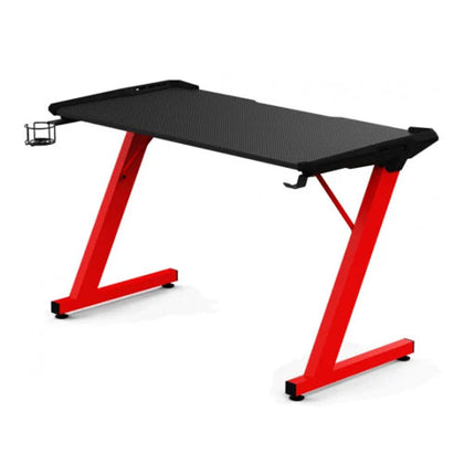 Gamdias Daedalus E2 Black/Red Gaming Desk
