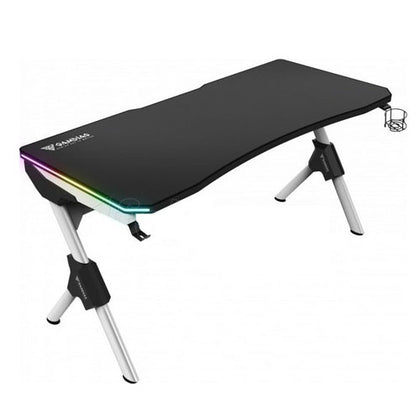 Gamdias Daedalus M1 RGB Black/White Gaming Desk