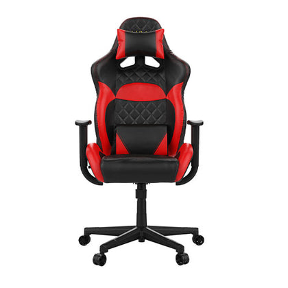 Gamdias Zelus E1 L Black/Red Gaming Chair