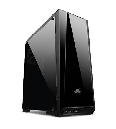 Ant Esports ICE 100TG Mid Tower Gaming Cabinet