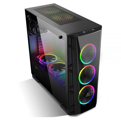Ant Esports ICE-300TG Mid Tower Gaming Cabinet
