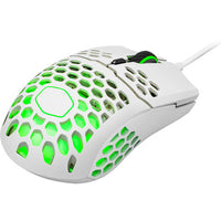 Cooler Master MM711 RGB Matte White