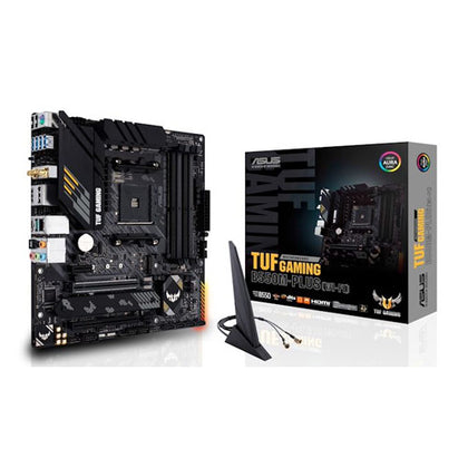 ASUS TUF GAMING B550M-PLUS (WI-FI) AMD B550 Motherboard