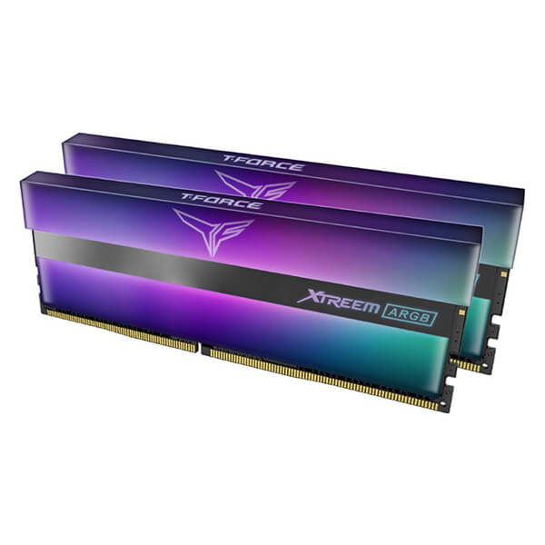 TEAMGROUP T-FORCE XTREEM ARGB 16GB (8GBx2) 3600MHZ CL18 DDR4 MEMORY