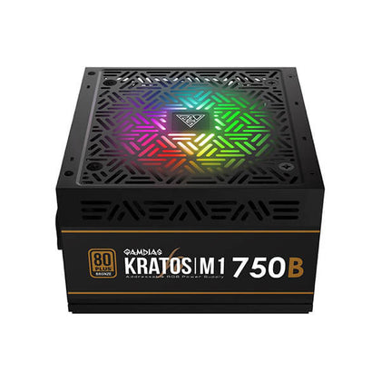 GAMDIAS KRATOS M1-750B BRONZE POWER SUPPLY