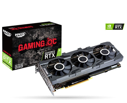 INNO3D GeForce RTX 2080 SUPER GAMING OC X3 8GB