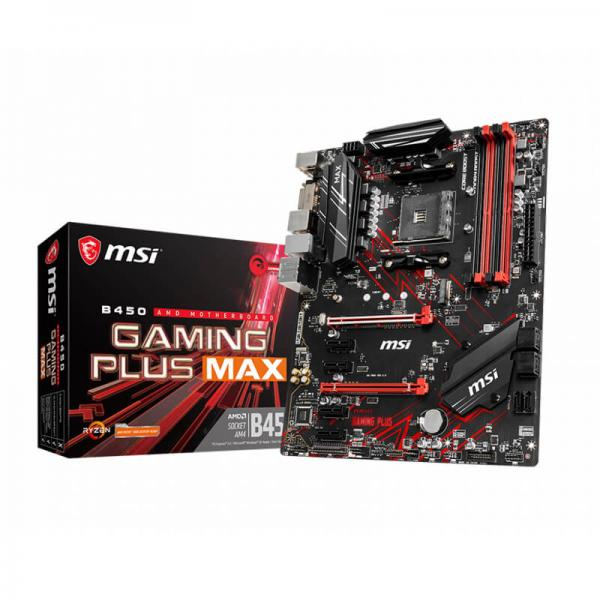 Msi B450 Gaming Plus MAX (AMD)