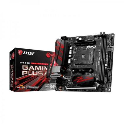 Msi B450I Gaming Plus AC (Wi-Fi) (AMD) - Hotshiftpc