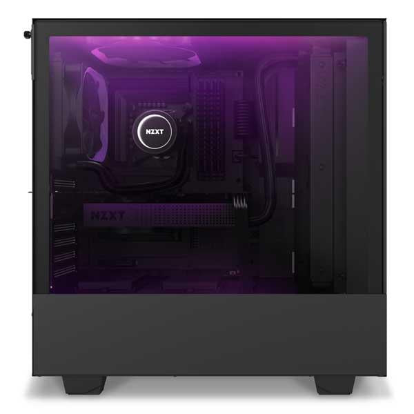 Nzxt H510 Elite (Matte Black) Gaming Cabinet
