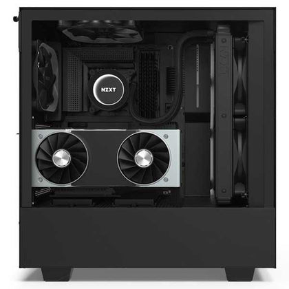 Nzxt H510i (Matte Black) Gaming Cabinet - Hotshiftpc