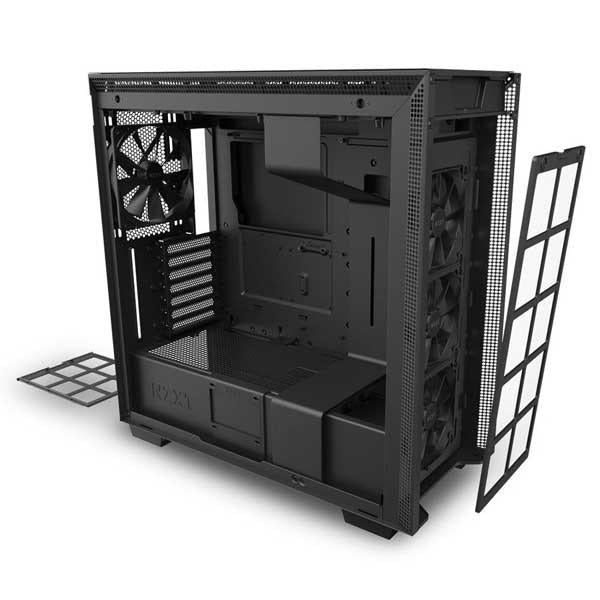 Nzxt H710 (Matte Black) Gaming Cabinet