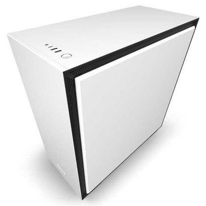 Nzxt H710 (Matte White) Gaming Cabinet - Hotshiftpc