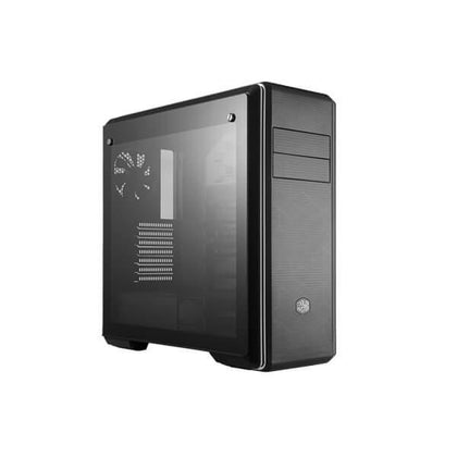 Cooler Master MasterBox CM694 WITH TEMPERED GLASS SIDE PANEL (BLACK)